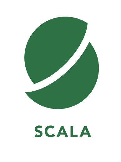 100 tennis players will test the Scala app next week....and we have a new logo!
