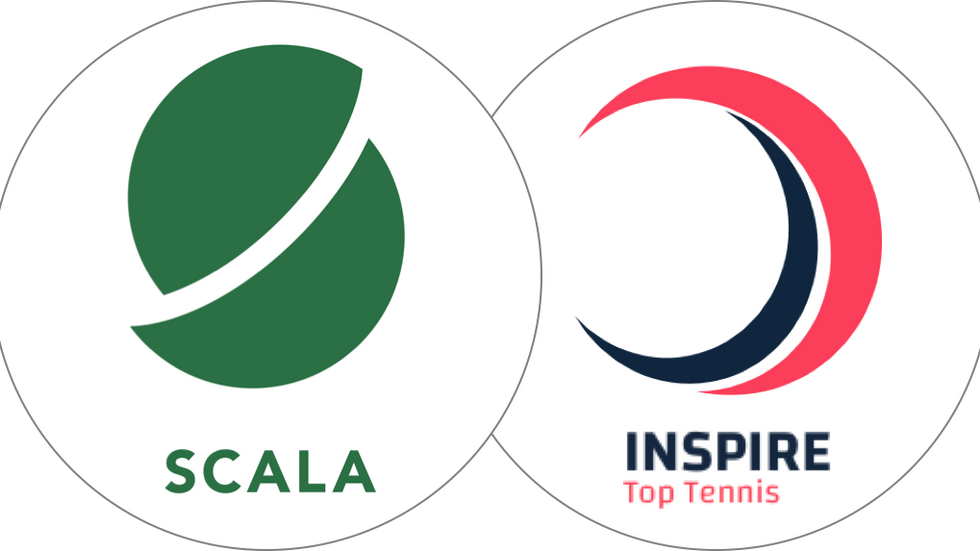 Scala and Inspire Top Tennis partner up to start the Inspire League!