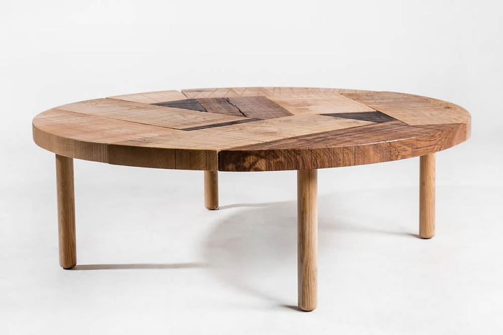 שולחן עץ / אלון דודו
