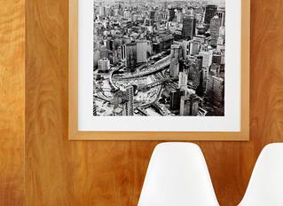 Interior Design & Art | שילוב אמנות בעיצוב דירה