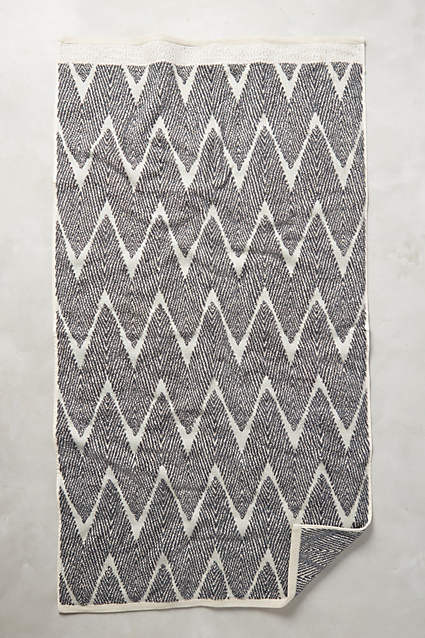 מגבת של Antropologie. Towel design