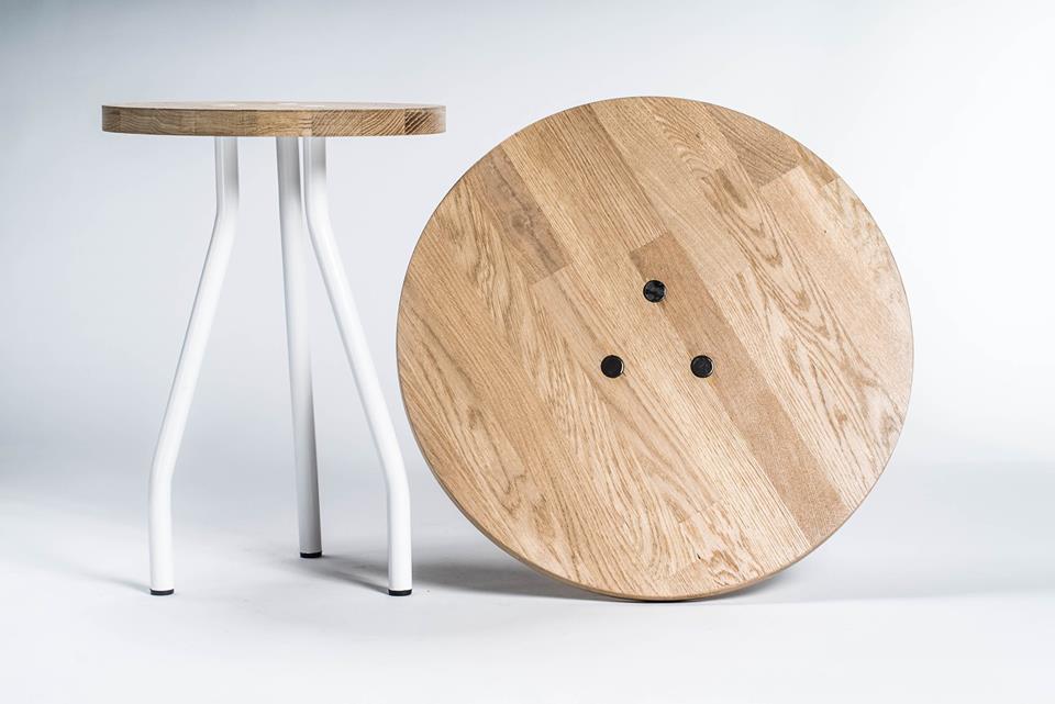 שולחן מעוצב