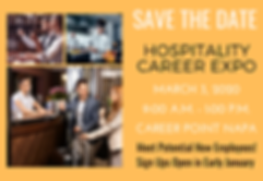 SAVE THE DATE - CareerPoint Hospitality