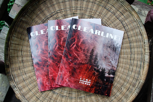clearline zine issue 003 - print