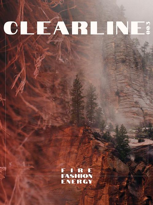 clearline zine issue 003 - digital
