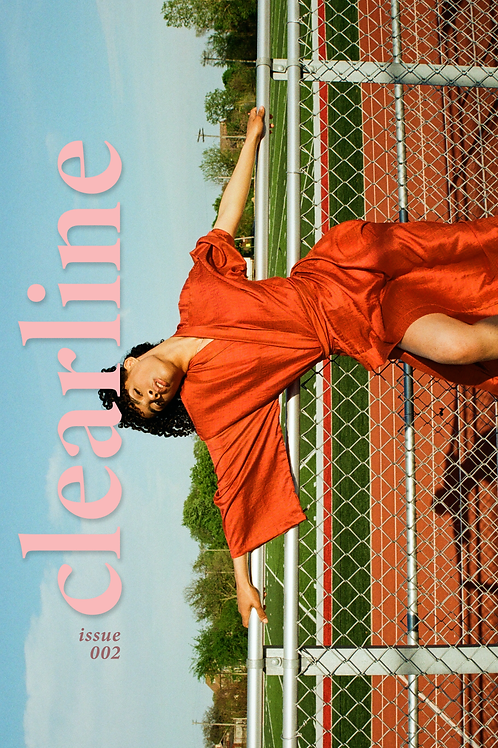 clearline zine issue 002