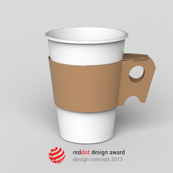 MUGGIE CUP SLEEVE