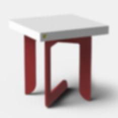 Noguchi Pizzabox Coffe Table