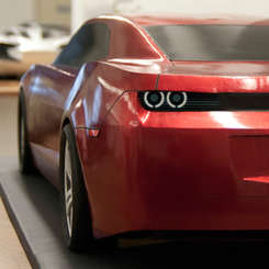 SURFACE MODELING & AUTOMOBILE EXPERIENCES