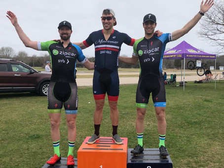 GLV Devo Team racks up podiums at the Velotooler Cup