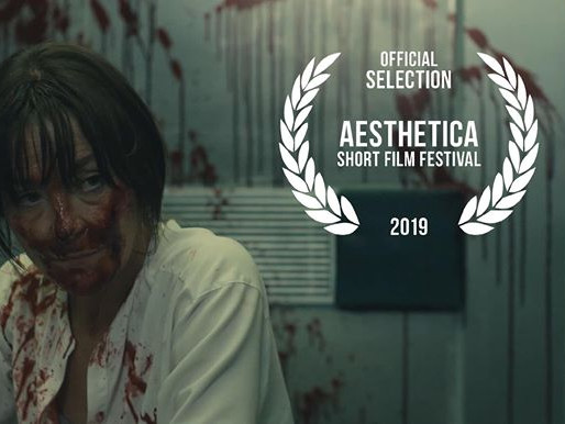 Down is off to Aesthetica