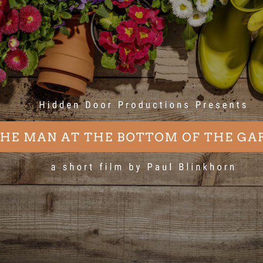 The Man at the Bottom of the Garden
