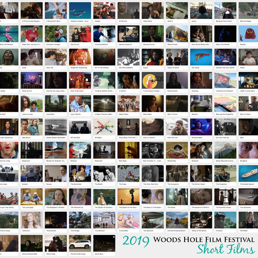 """Down"" to screen at The Woods Hole Film Festival in July 2019"