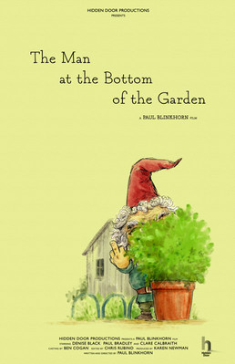 Man at the Bottom of the Garden