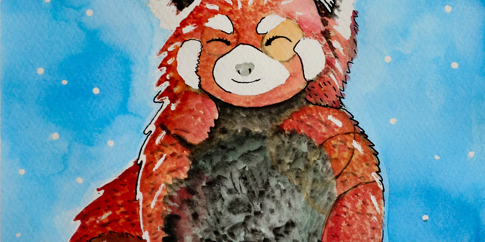 Mindful Watercolour Gouache Painting Workshop for beginners - 16 March