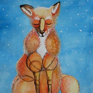 mindful fox