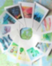 Polaroid paintings .jpg