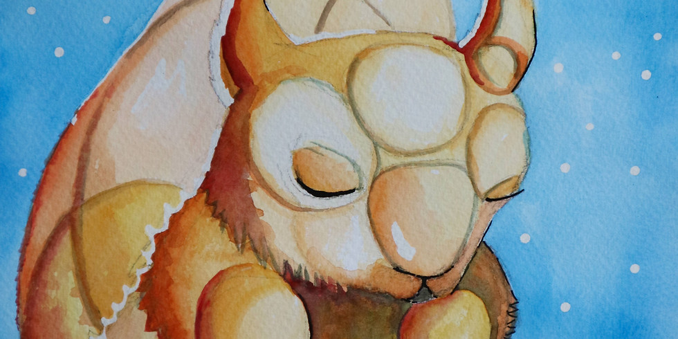 Mindful Watercolour Gouache Painting Workshop for beginners - 2 March