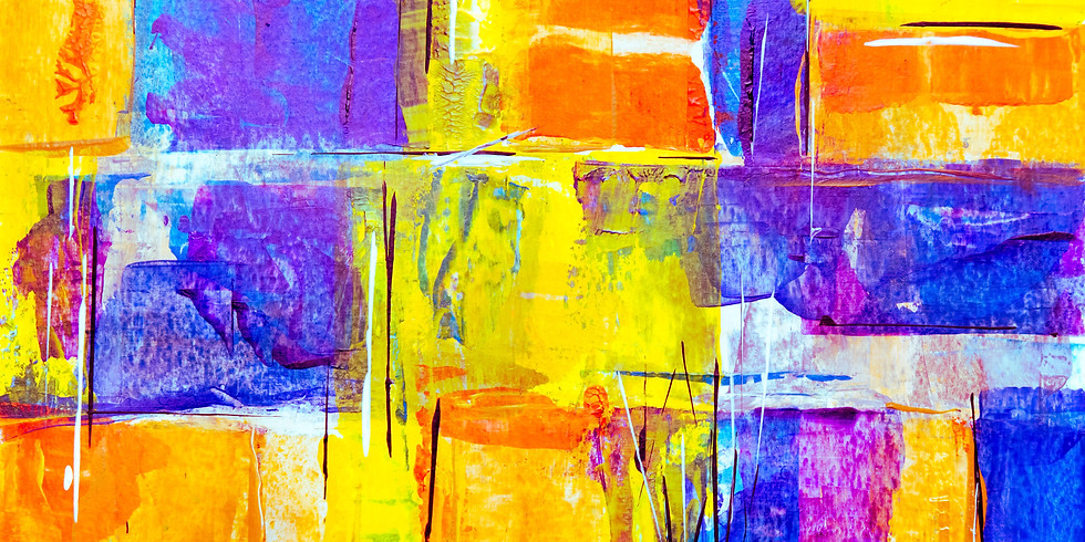 ONLINE -Mindful Watercolour Painting Workshop