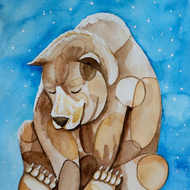 Mindful Bear