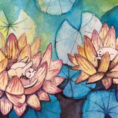 Watercolour Illustrations