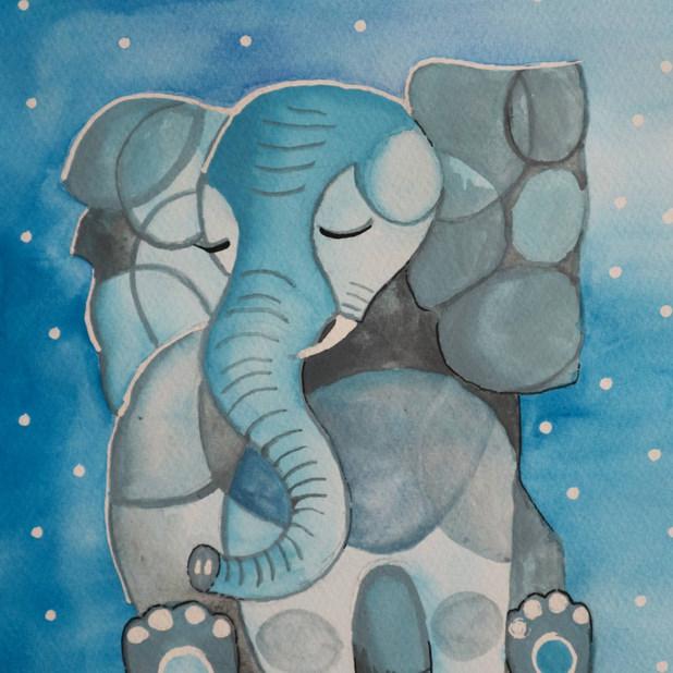 mindful elephant