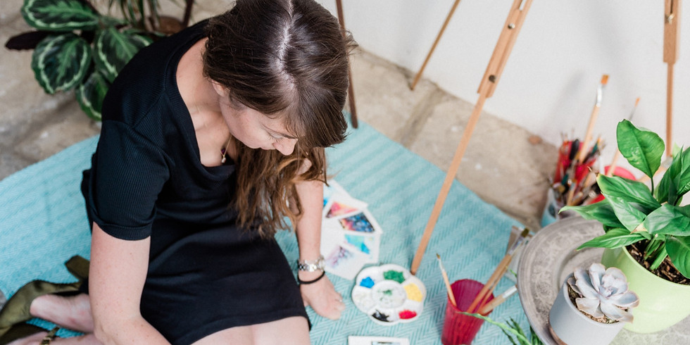 June Special - Making art from your imagination