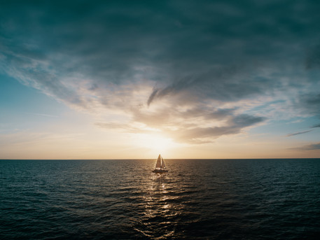 How to set sail in a storm - leading your team by putting yourself first.
