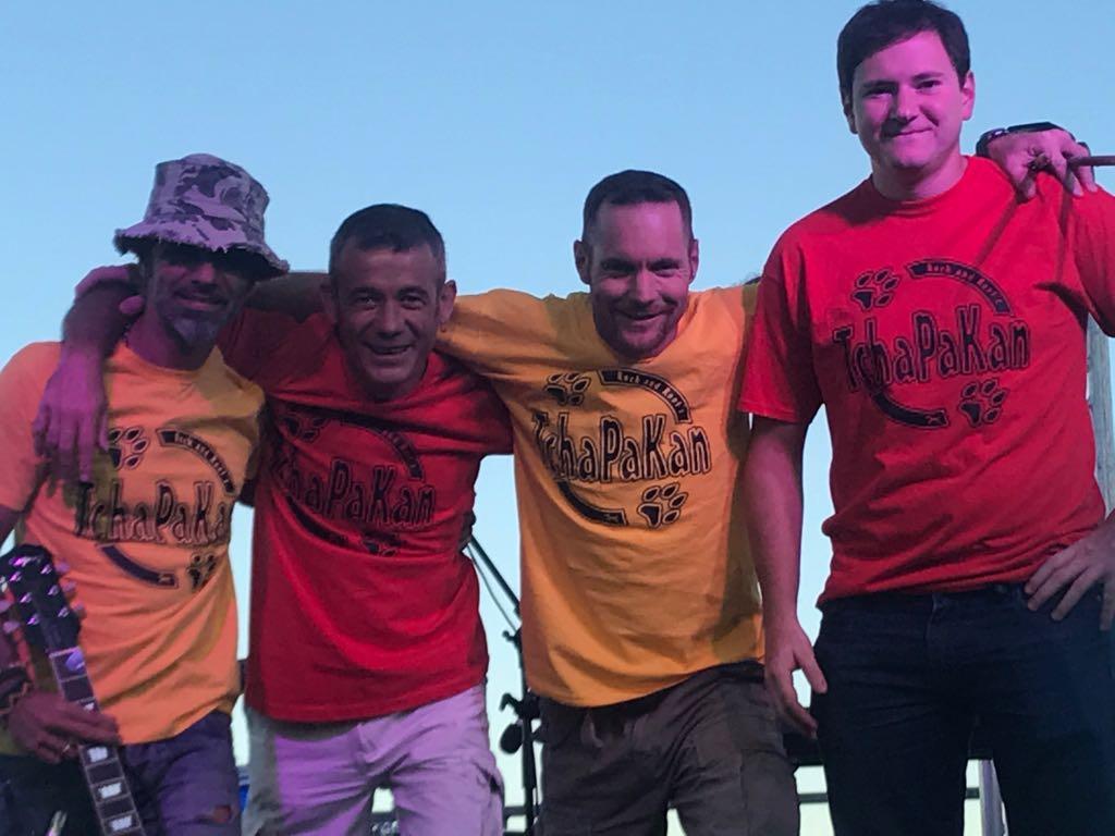 Avé les T-Shirts TPK !!!