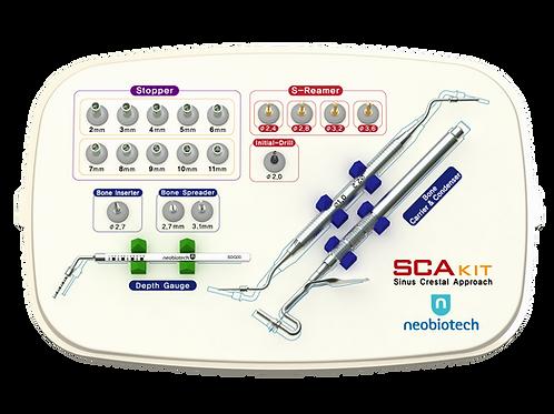 SCA Sinus Crestal Approach