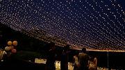 Wedding Overhead Lighting