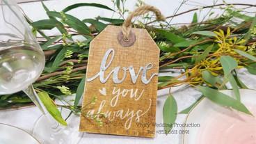 婚禮鮮花枱花佈置