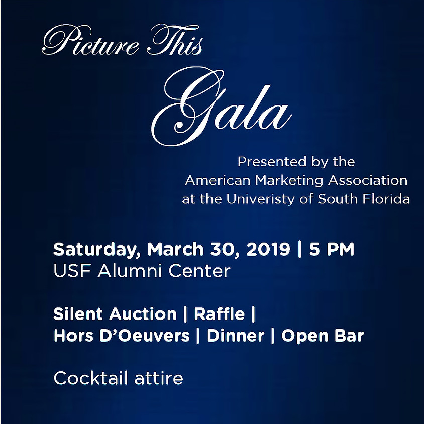 Picture This Gala