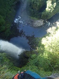 Canyoning Bras Sec (Réunion)