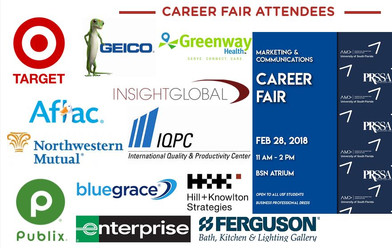 Marketing and Mass Communications Career Fair