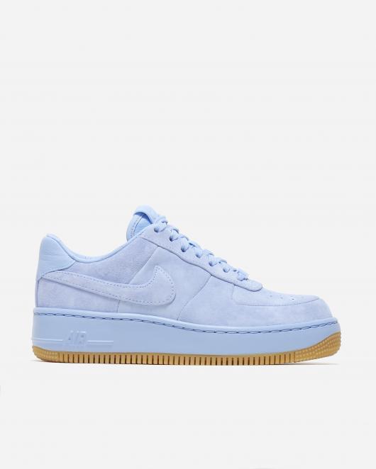 air force 1 upstep bleu