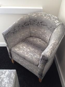 Barouque Tub Chair