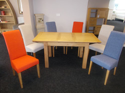 Siena Table and chairs