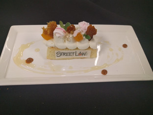 Banquet Plated Desserts