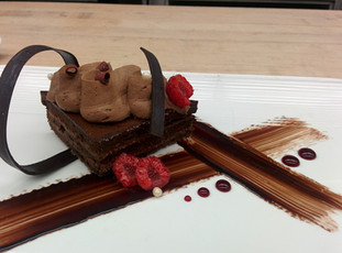 Outlet Plated Desserts
