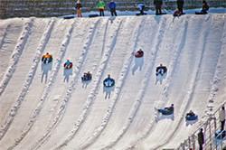 滑雪橡皮圈