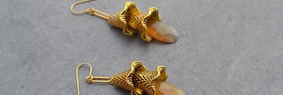 DOUBLE VISIONA earrings