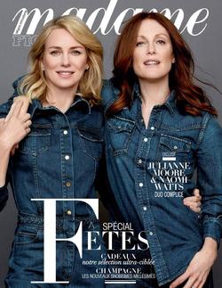 Mme FIGARO cover November 20 2015