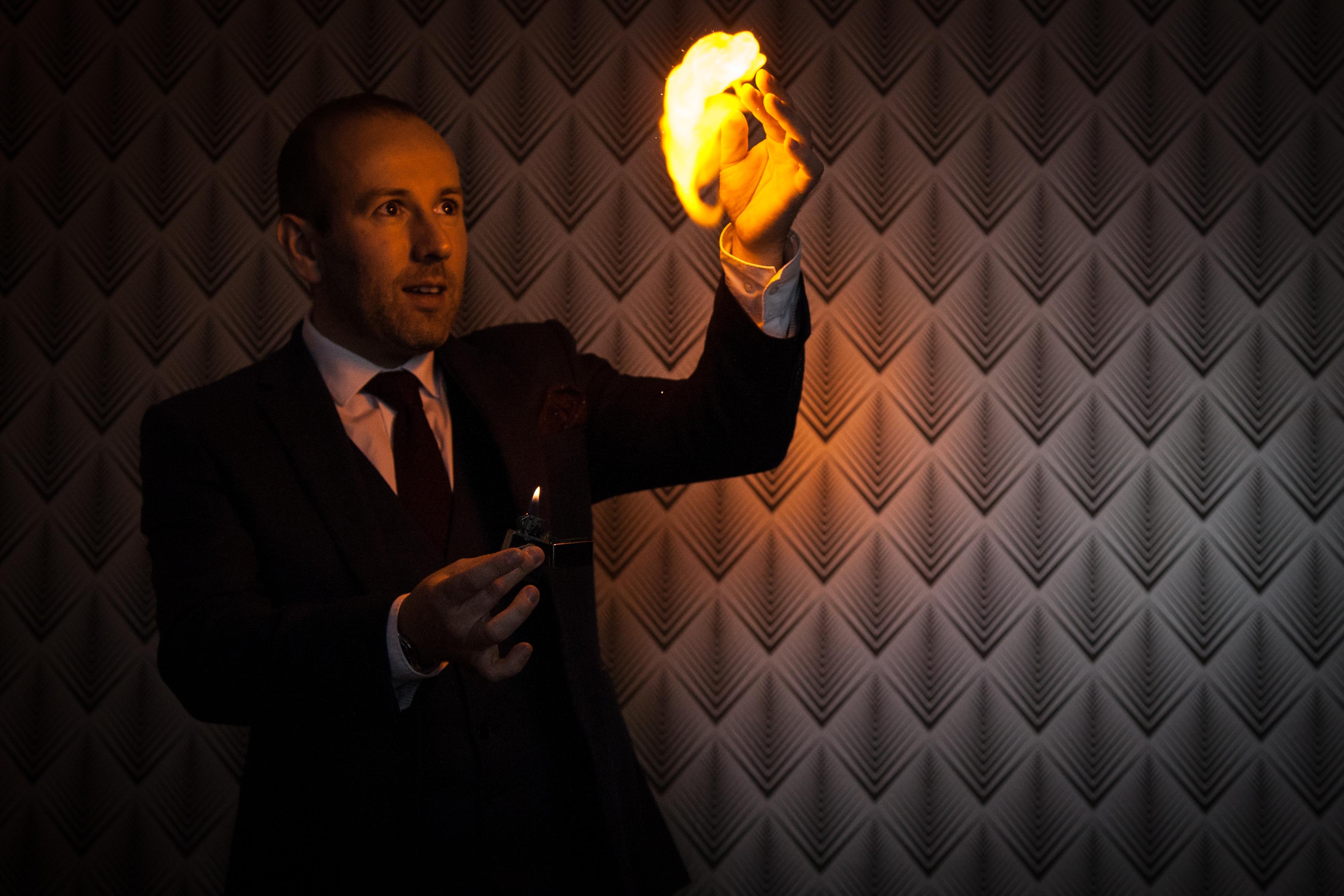 Kev Dunn Magician