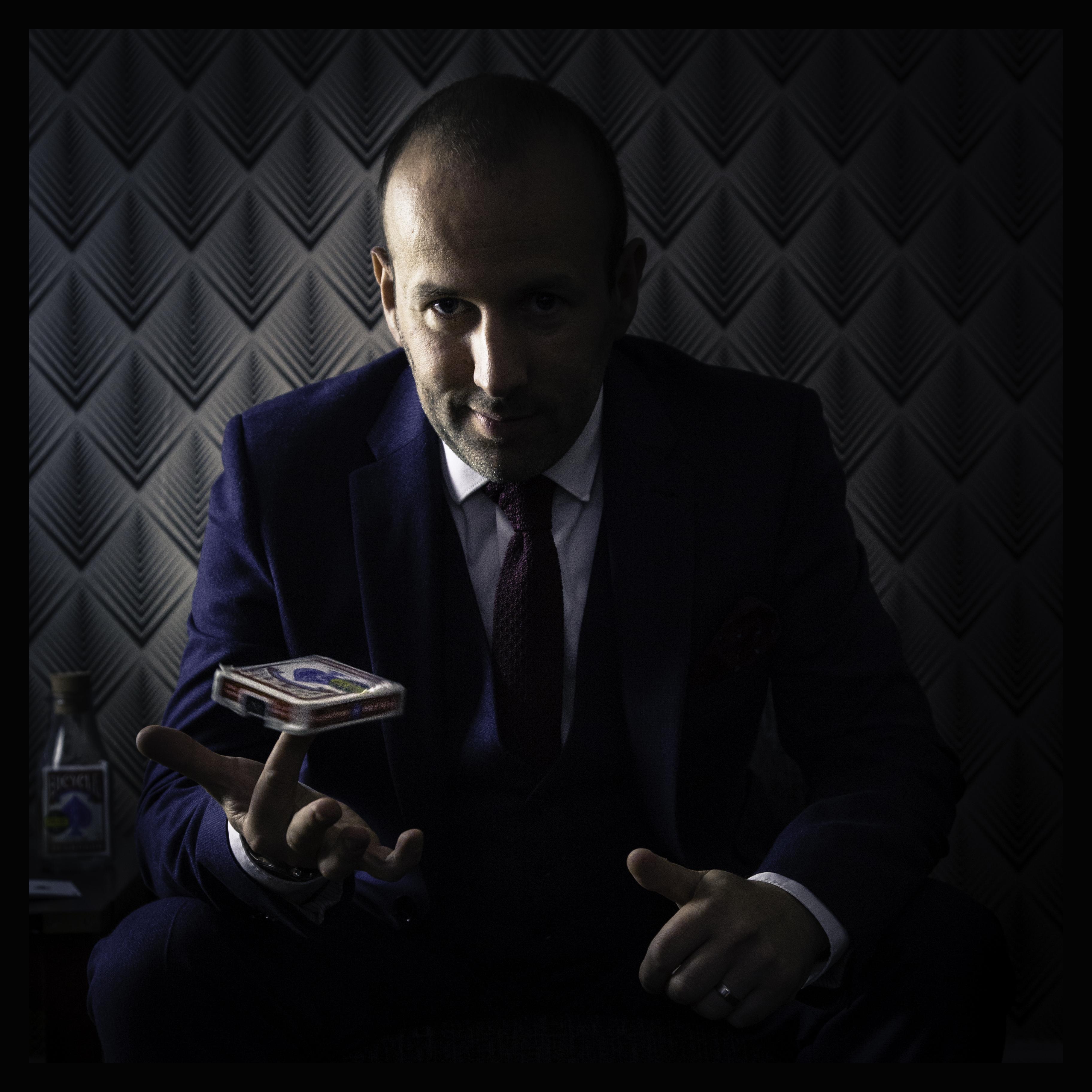 Liverpool Magician,Kev Dunn Magician