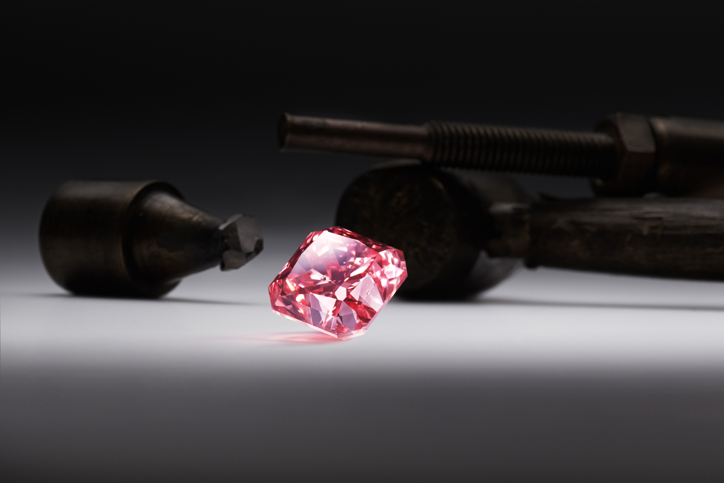 Argyle Pink Diamond.