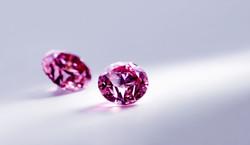 Brilliant Cut Argyle Pink Diamonds.
