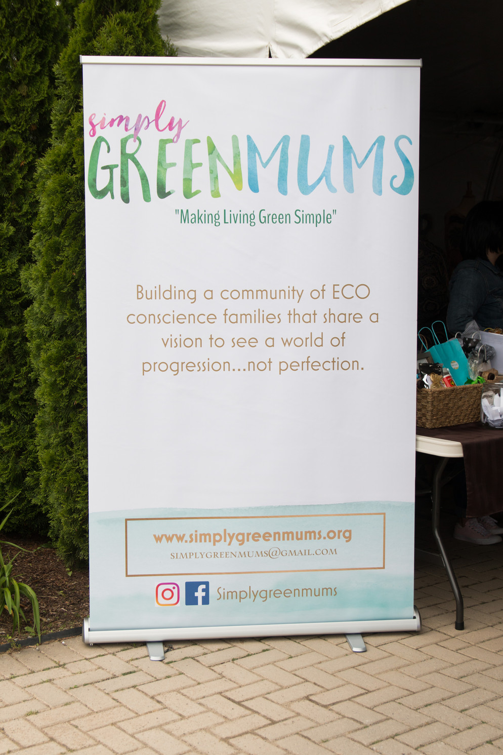 ECO Markets & Simply Green Day