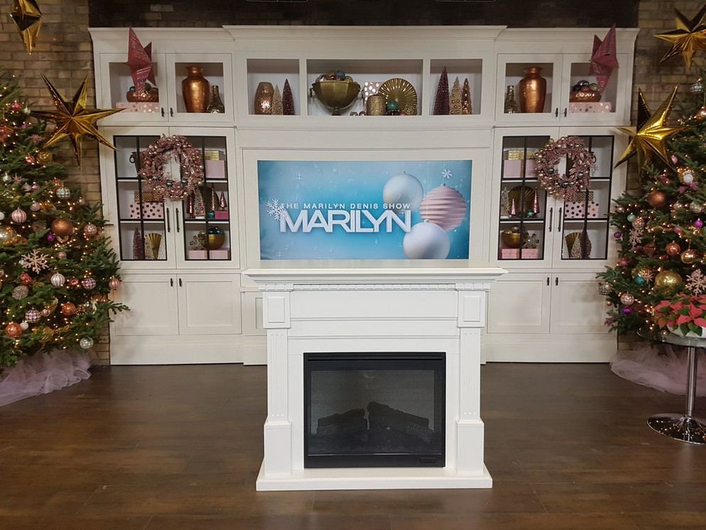 The preamp to what lead to the Marilyn Denis Show…