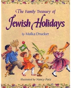 Family Treasury of Jewish Holidays